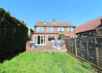 Thumbnail 3 bed semi-detached house for sale in New Road, Feltham, Middlesex
