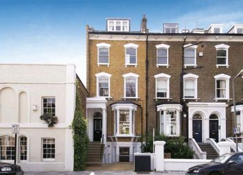Thumbnail 5 bed terraced house to rent in Steeles Road, Belsize Park, London