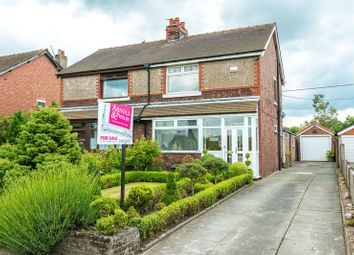 Thumbnail 2 bed semi-detached house for sale in Course Lane, Newburgh, Wigan