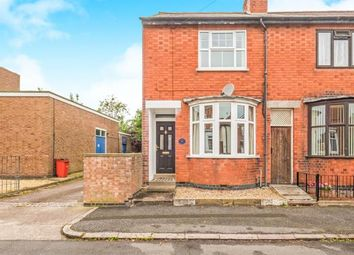 Thumbnail 3 bed end terrace house for sale in Regent Street, Oadby, Leicester, Leicestershire