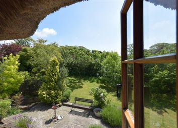 Thumbnail 3 bed detached house for sale in The Green, Calbourne, Isle Of Wight