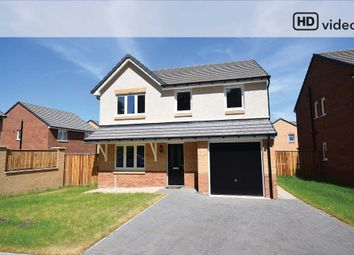 Thumbnail 4 bed detached house for sale in Oldbar Crescent, Glasgow