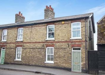 Thumbnail 2 bed end terrace house for sale in High Street, Somersham, Huntingdon