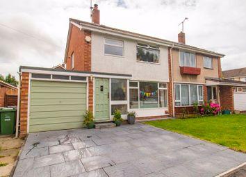 Thumbnail Semi-detached house for sale in Gaston Avenue, Keynsham, Bristol