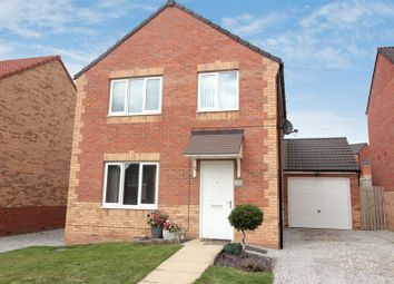 4 bed detached house for sale in Plowes Way, Knottingley WF11
