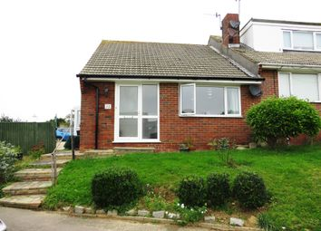 Thumbnail 2 bed semi-detached bungalow for sale in Richland Close, Hastings
