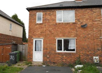 3 bed terraced house to rent in Barnett Road, Willenhall WV13