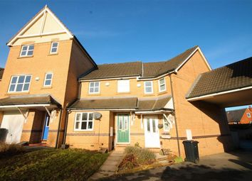 Thumbnail 2 bed town house to rent in Rosewood Crescent, Harrogate