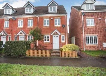 Thumbnail 3 bed end terrace house for sale in Marigold Walk, Nuneaton
