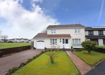 Thumbnail 4 bedroom detached house for sale in Hallidale Crescent, Renfrew