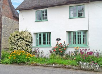 Thumbnail 3 bed semi-detached house for sale in Higher Street, Okeford Fitzpaine, Blandford Forum, Dorset