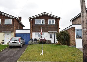 3 bed link-detached house for sale in Burford Park Road, Kings Norton, Birmingham B38