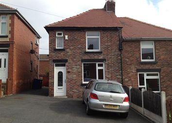Thumbnail 2 bed semi-detached house to rent in Longsight Road, Mapplewell, Barnsley