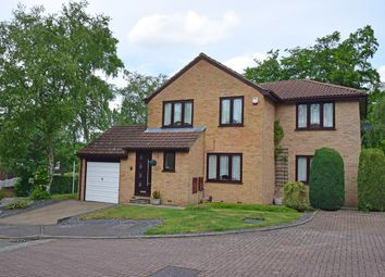 Thumbnail 4 bed detached house for sale in Stalham Court, Kingsdown Close, Hempstead
