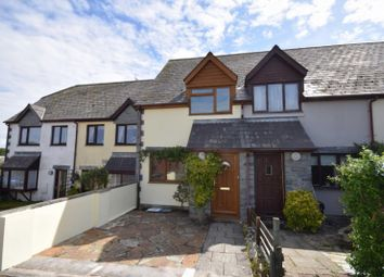 Thumbnail 2 bed terraced house to rent in Clover Lane Close, Boscastle