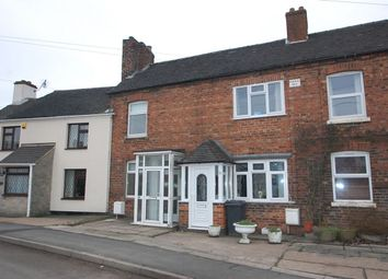 Thumbnail 3 bed cottage to rent in Butt Lane, Swadlincote, Derbyshire