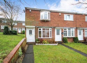 Thumbnail 2 bedroom end terrace house to rent in Crawford Rise, Arnold, Nottingham