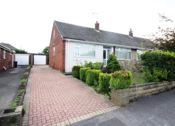 Thumbnail 2 bed semi-detached bungalow for sale in Abbotsway, Garforth, Leeds