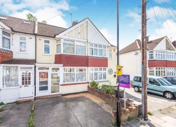 Thumbnail 2 bed terraced house for sale in Rochester Avenue, Feltham