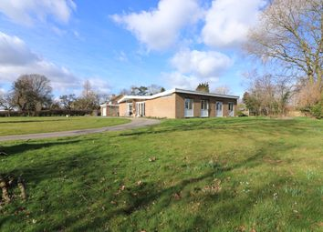 Thumbnail 3 bed bungalow for sale in Cotgarth Lane, Willingham By Stow, Gainsborough