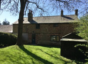 Thumbnail 4 bed cottage to rent in Croxton Park, Croxton, St. Neots