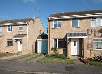 Thumbnail 3 bed end terrace house for sale in Dimmock Close, Paddock Wood, Tonbridge