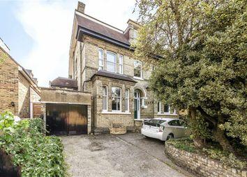 Thumbnail 1 bed flat for sale in Oakhill Road, London
