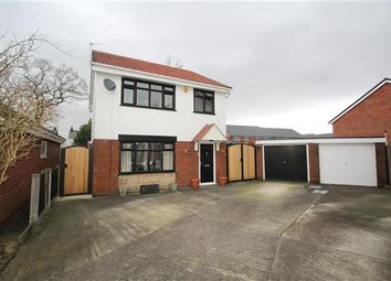 Thumbnail 4 bed property for sale in Bretherton Close, Leyland