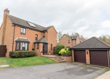 Thumbnail 4 bed detached house for sale in Lakeside, Irthlingborough, Wellingborough