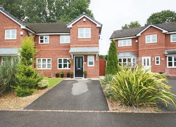Thumbnail 3 bed semi-detached house for sale in Duxbury Gardens, Chorley