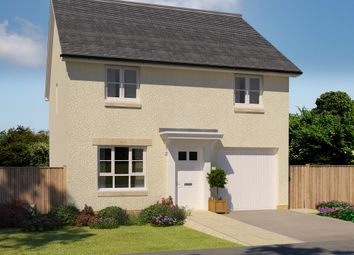 "Thumbnail 4 bed detached house for sale in ""Glenbuchat"" at Clippens Drive, Edinburgh"