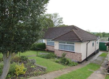 Thumbnail 2 bed bungalow for sale in Greenfield Avenue, Watford