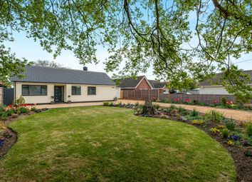 Thumbnail 3 bed detached bungalow for sale in Southolt Road, Bedfield, Woodbridge