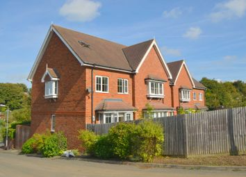 Thumbnail 3 bed town house for sale in Cameron Road, Chesham