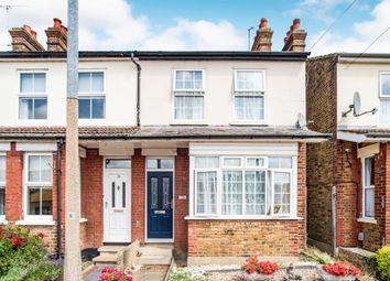 Thumbnail 2 bedroom semi-detached house for sale in Kingsland Road, Hemel Hempstead