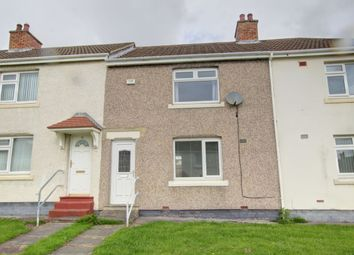 Thumbnail 2 bed terraced house for sale in Lowerson Avenue, Houghton Le Spring