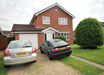 Thumbnail 3 bed detached house for sale in Dovecotes, Quadring, Spalding