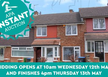 Thumbnail 3 bed terraced house for sale in Astonbury Green, Middlesbrough