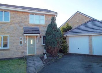 Thumbnail 2 bed semi-detached house for sale in Begonia View, Lower Darwen, Lancashire