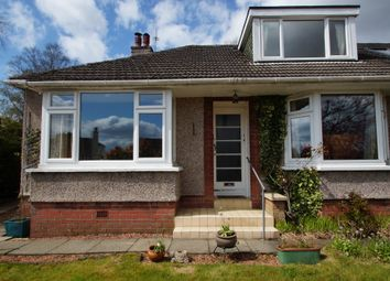 Thumbnail 3 bed semi-detached house for sale in Lynn Drive, Milngavie