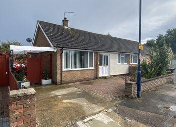 Thumbnail 2 bed semi-detached bungalow for sale in Grange Close, Felixstowe