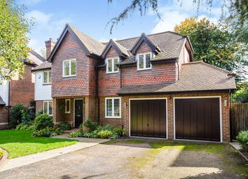 Thumbnail 5 bedroom detached house for sale in The Hollies, New Barn, Kent