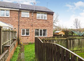 Thumbnail 1 bed end terrace house for sale in Pollards Fields, Knottingley