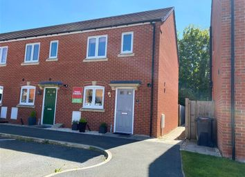 Thumbnail 2 bed semi-detached house for sale in Henry Robertson Drive, Gobowen, Oswestry
