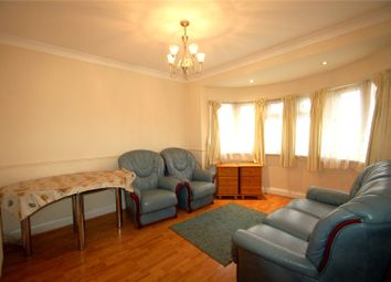 Thumbnail 1 bed flat to rent in Newlands Close, Wembley