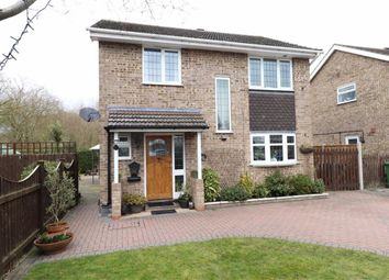 Thumbnail 4 bed detached house for sale in Helsby Road, Brant Road, Lincoln