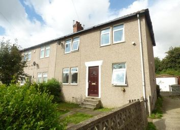Thumbnail 3 bed end terrace house for sale in Gissing Road, Wakefield, West Yorkshire