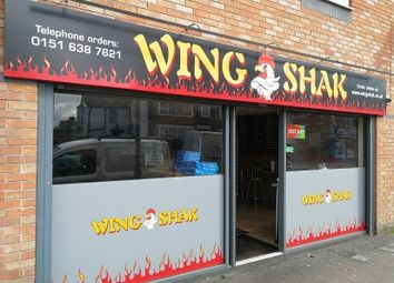 Thumbnail Restaurant/cafe for sale in Liscard Road, Wallasey