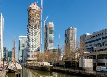 Thumbnail 2 bed flat for sale in 10 Park Drive, Canary Wharf, London