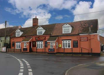 Thumbnail Pub/bar for sale in Clacton Road, Little Oakley